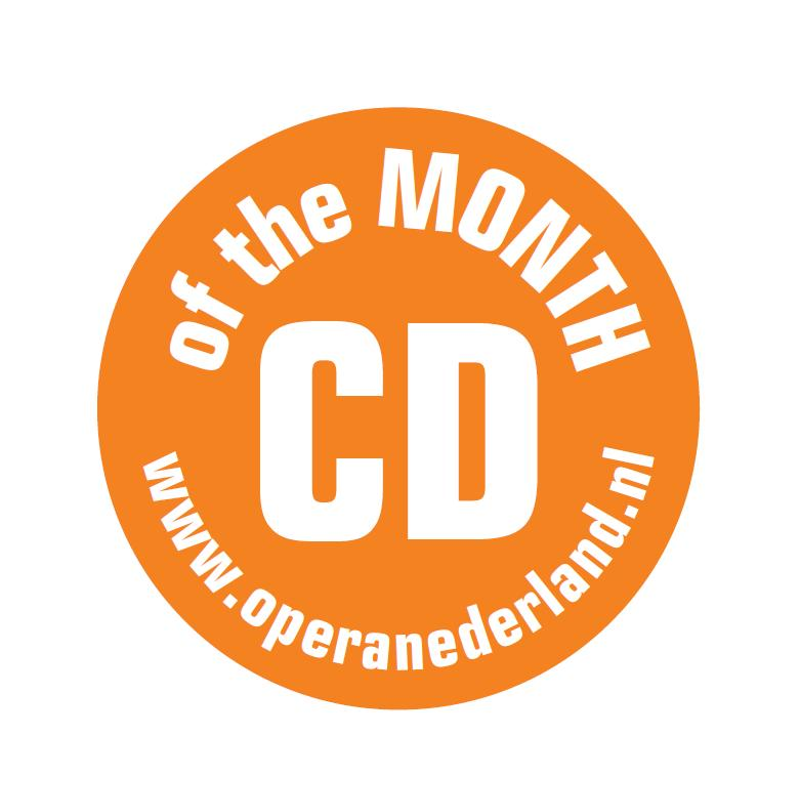 Opera Nederland CD of the Month October 2015